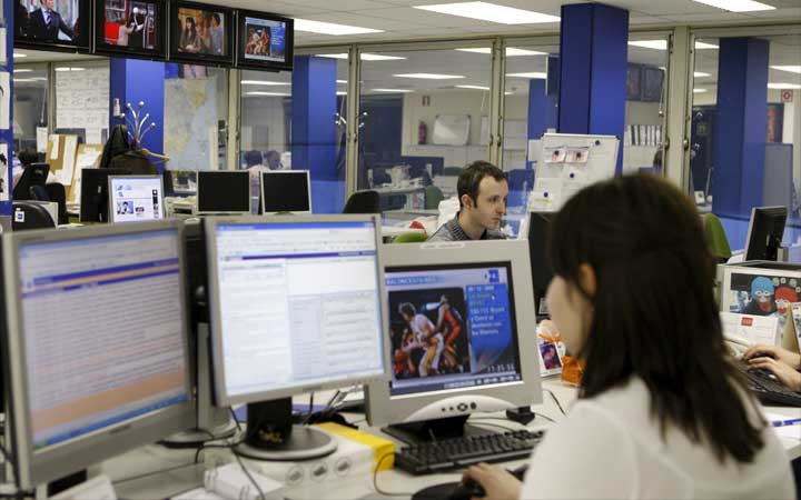 Servicio General Multimedia en portugués