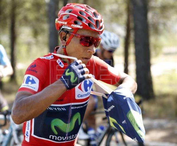 Frank takes Stage 17 of the Vuelta, Quintana again in the ...