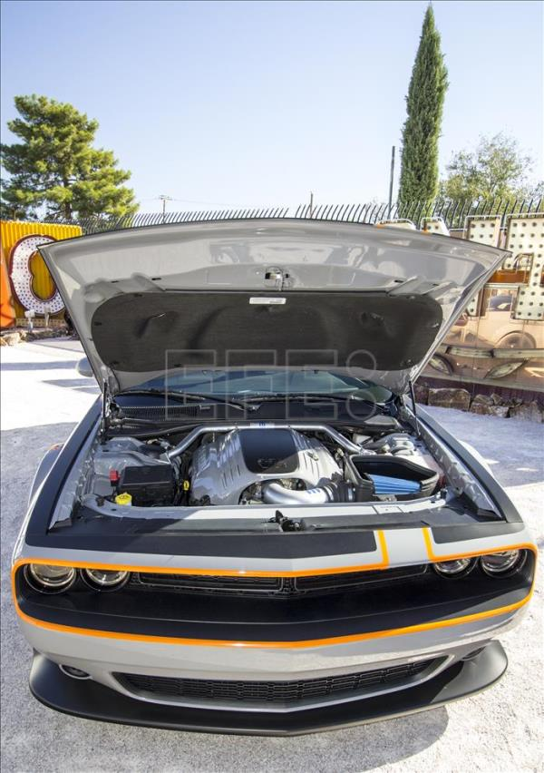Fiat chrysler exhibe en las vegas el dodge challenger gt for La motors las vegas