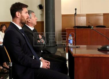 Spain's Supreme Court upholds Messi's 21-month prison sentence for tax fraud