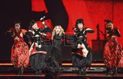 Madonna returns to Japan after almost 10 years with Rebel Heart Tour