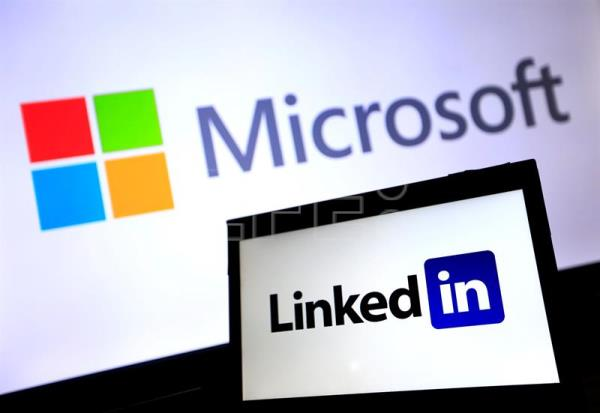 Microsoft to buy LinkedIn for $26.2bn