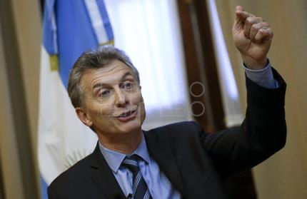 Argentine President Mauricio Macri needs time to achieve his recovery goals