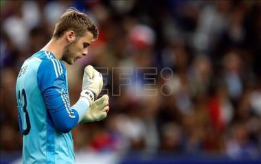 El Real Madrid no inscribe a De Gea en l