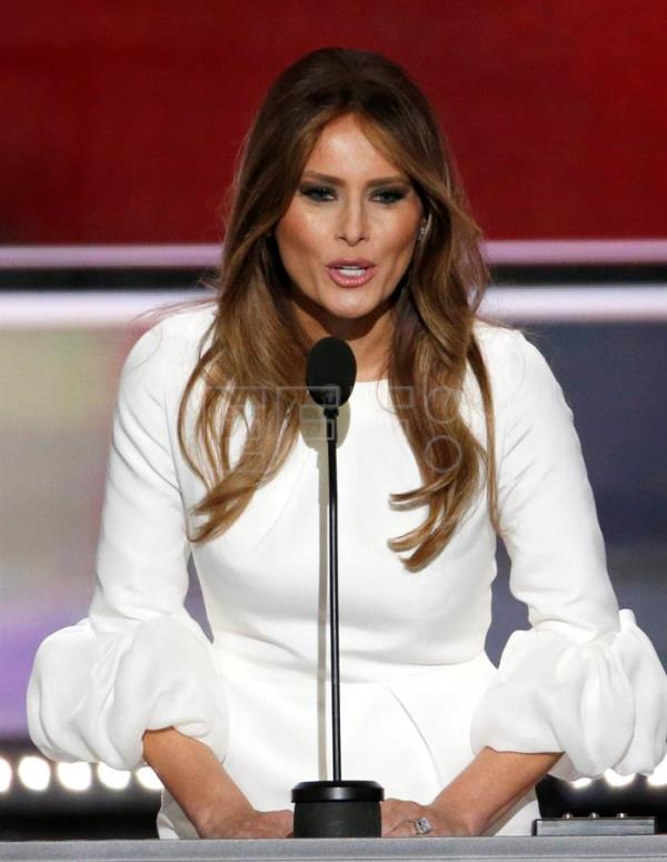 """Melania Trump says her husband is """"ready"""" to be US ..."""