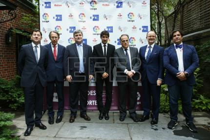 "Spain's ""Sports Heroes"" expo kicks off international tour in New York"