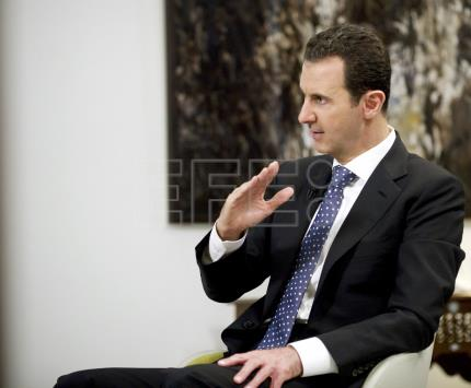 Assad: Syria prepared to negotiate, but not with terrorist organizations