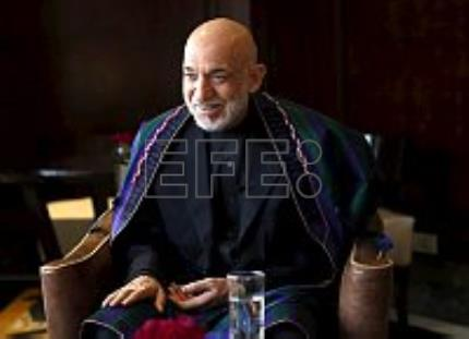 Hamid Karzai: Trump, Putin must work together on Afghanistan
