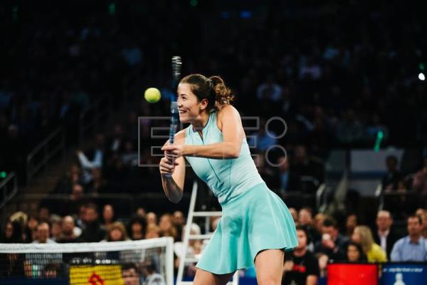 Muguruza Del Potro Among Big Names At New York Exhibition Sports English Edition Agencia Efe