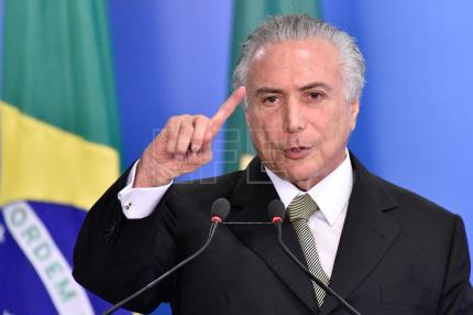 NEW BRAZILIAN CULTURE MINISTER'S OATH OF OFFICE