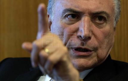 MICHEL TEMER INTERVIEW