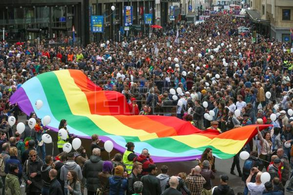 About Brussels and its gay life