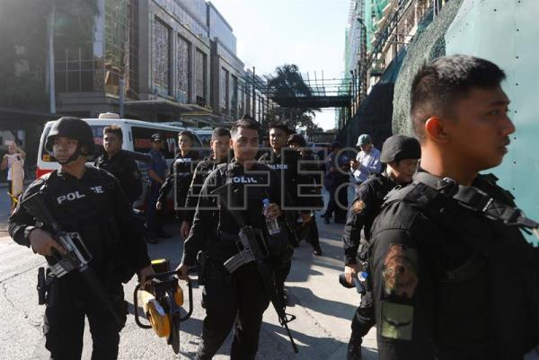 pasay muslim Police: at least 36 dead in philippine casino resort suspect killed himself an islamic state operative claims responsibility for the attack by masked gunmen.
