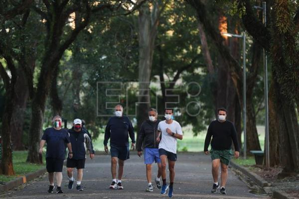 Sao Paulo advances in de-escalation phases with opening of parks