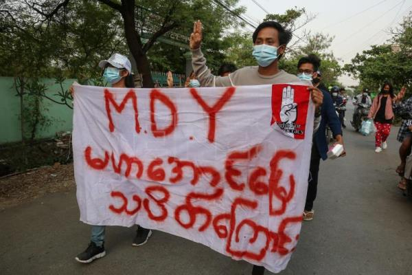 Myanmar military junta indicts 160 doctors in one week over strike
