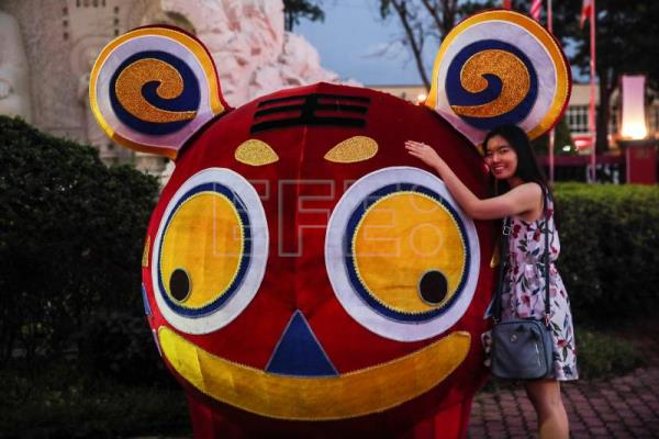 Lunar New Year celebrations in Malaysia