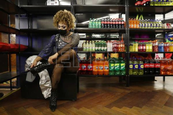 Peru's biggest gay club turns into grocery store with a difference