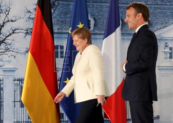 Merkel, Macron call for effective European reconstruction plan after pandemic