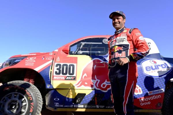 3rd time champion Carlos Sainz: 'It's been a full steam race'