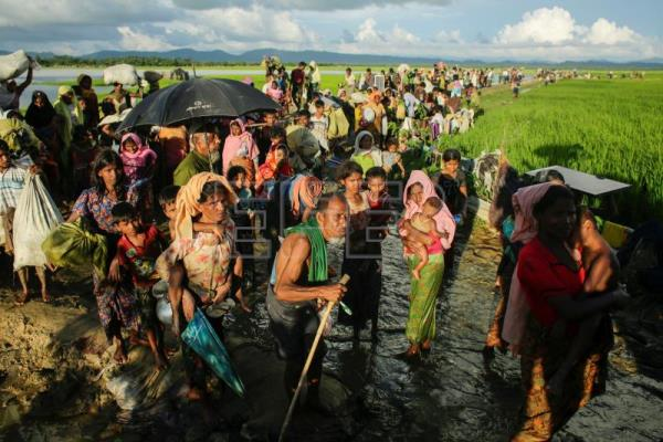 Myanmar cozies up to China amid international Rohingya criticism