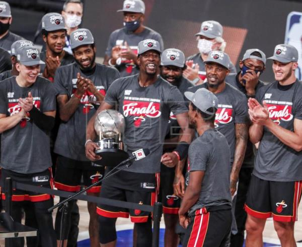 Adebayo, Butler, Herro lead Miami Heat to NBA finals