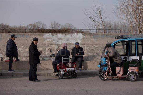 Beijing rural areas affected by Covid-19 epidemic