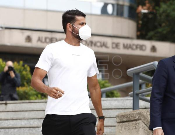 Diego Costa agrees half a million euro fine for tax evasion