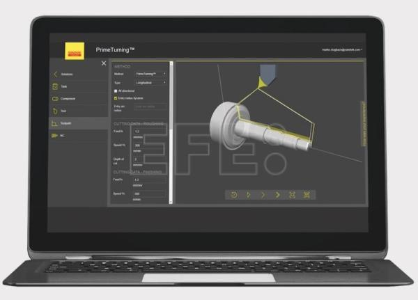 Coroplus® Toolpath De Sandvik Coromant Favorece Que La Industria Sea Más Rentable