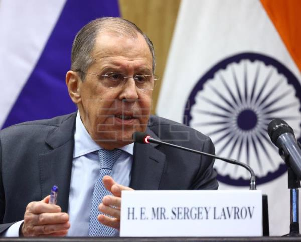 New Delhi, Moscow hold talks ahead of Putin's India visit