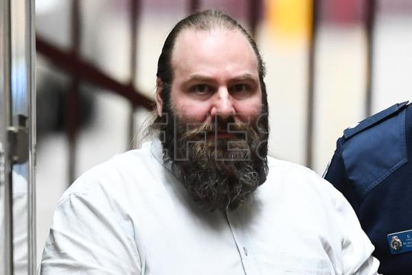 Far-right extremist handed 12-year jail sentence in Australia