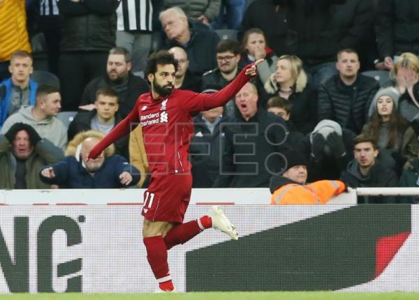Mo Salah test positive for Covid-19 on international duty