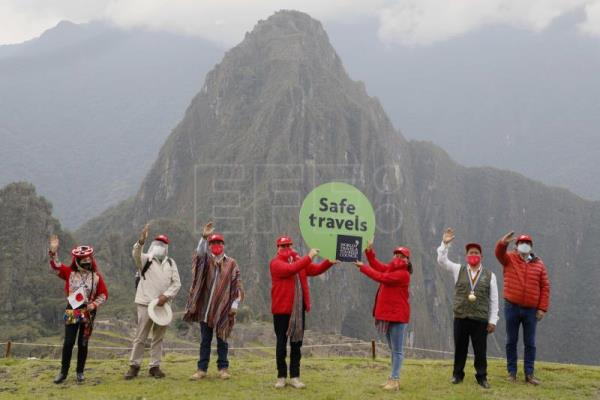 Peru To Re Open For Tourism Under Safe Travels Guidelines World English Edition Agencia Efe