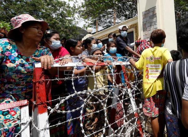 Myanmar junta to pardon 23,000 prisoners in Buddhist New Year amnesty