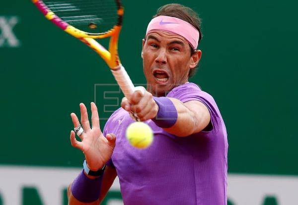 Nadal bounced out of Monte-Carlo Masters by inspired Rublev