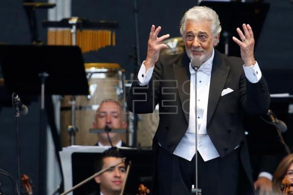 Spain, 1st European country to cancel Placido Domingo concerts