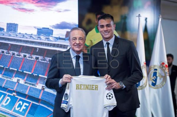 Real Madrid adds Reinier to collection of Brazilian rising stars
