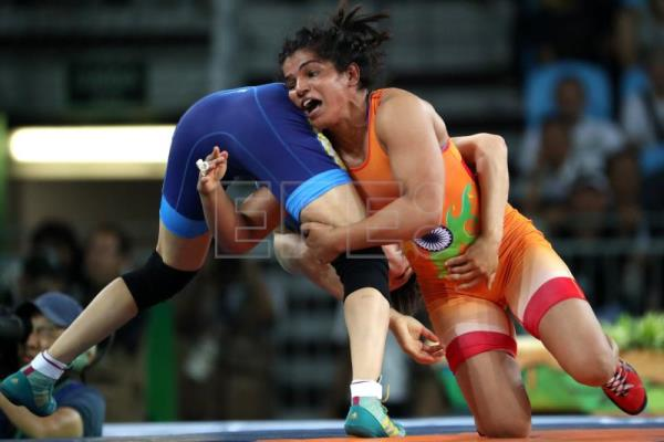 Asian Wrestling Championships commence in New Delhi with Olympic hopes