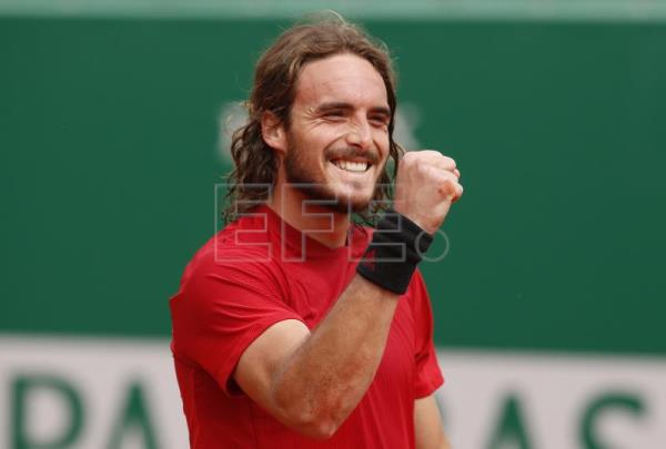 Tsitsipas earns maiden ATP Masters title in Monte-Carlo at Rublev's expense