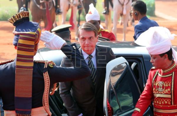 India, Brazil ties get 15-pact boost during Bolsonaro's trip