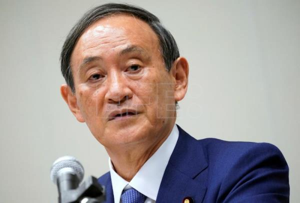 Japan's ruling party begins campaign to elect new leader