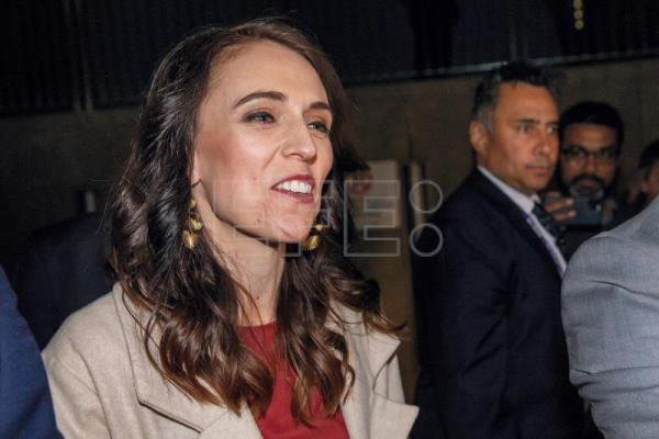 Prime Minister Ardern on track to winning 2nd term in New Zealand elections