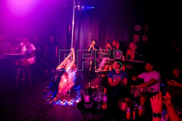 The new drag-show bar reviving Bangkok's famous nightlife scene