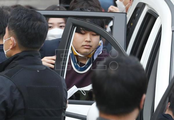 S. Korean leader of online plot that tortured women jailed 40 years