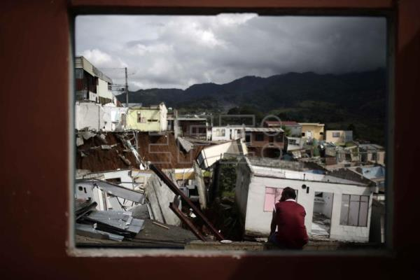 The 'slow motion earthquake' disappearing a Costa Rican town