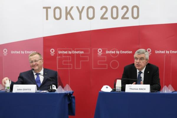Vaccine developments clear path to Tokyo Olympics next summer