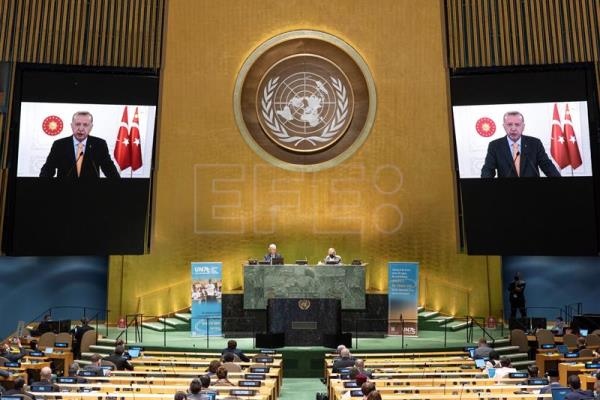 The 75th General Assembly of the United Nations