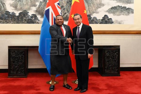 Taiwan, Beijing accuse each other of attacking their diplomats in Fiji