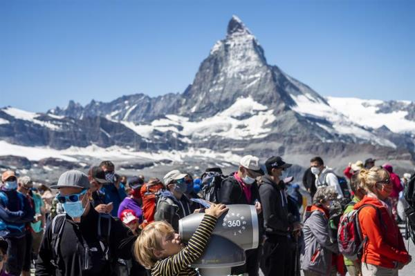 Tourism in Zermatt