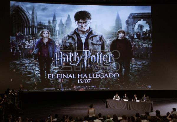 "Peacock arrebata a HBO Max los derechos de ""streaming"" de Harry Potter"