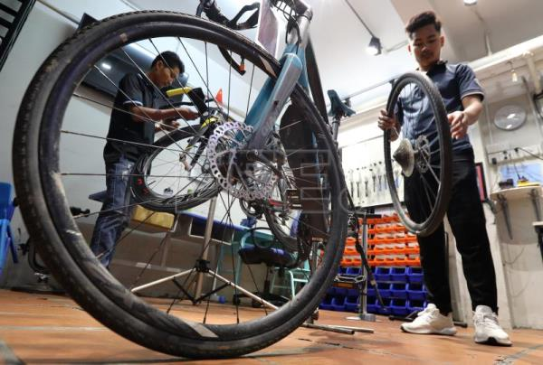 Cambodia capitalizes on global demand for bikes due to pandemic